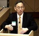 Photo of Steven Chu, Ph.D., Nobel Laureate