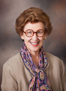 Photo of Mrs. Barbara Riordan
