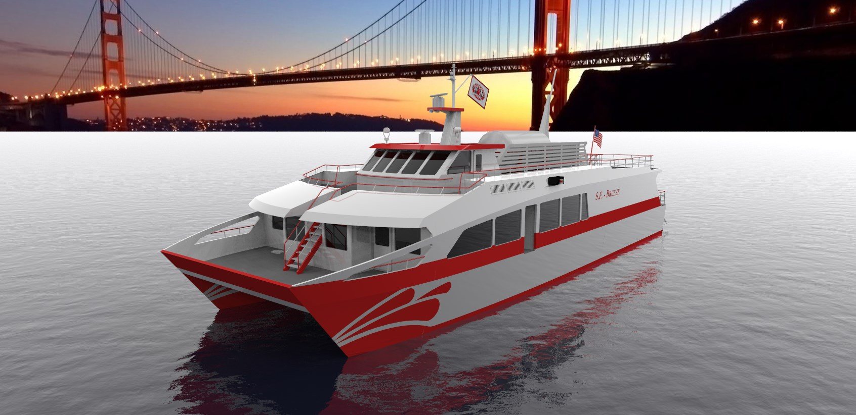 Hydrogen Fuel Cell Ferry Demo Project