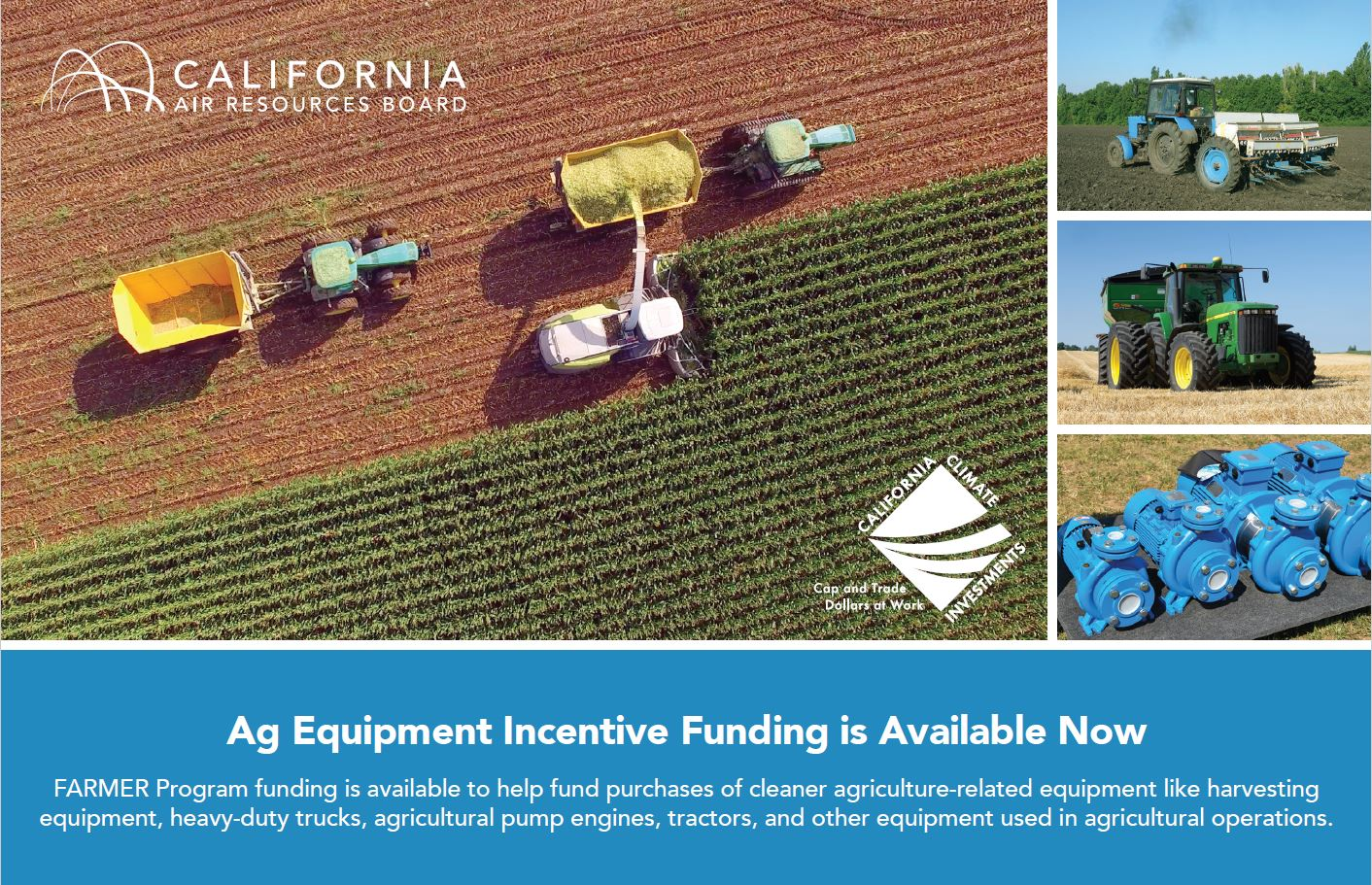 Image of FARMER Program flyer