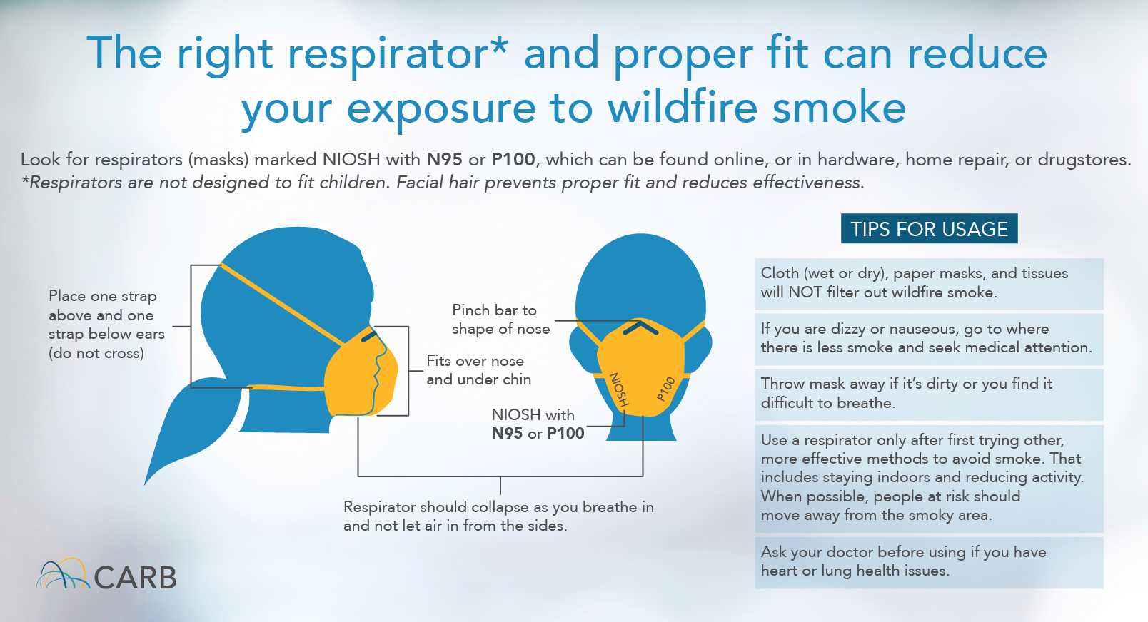 smoke masks for fire n95
