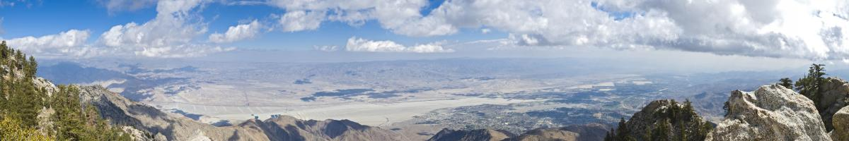 Coachella Valley and Palm Springs