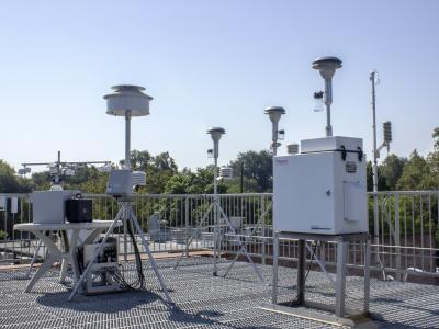 Air Monitoring Station