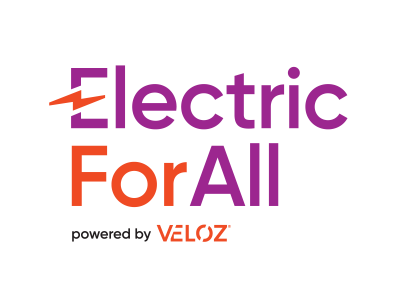 Electric for All logo