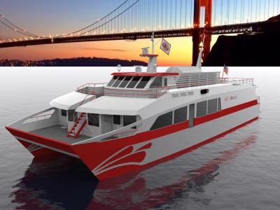 Hydrogen fuel cell passenger ferry advanced technology demonstration project