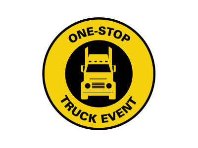 One-Stop Truck Event logo