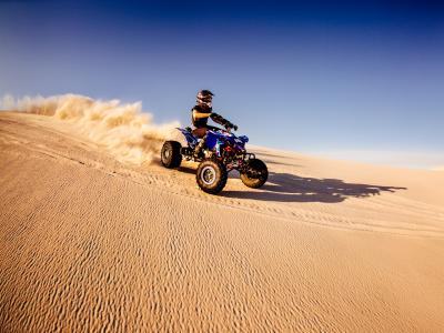 quad off roading