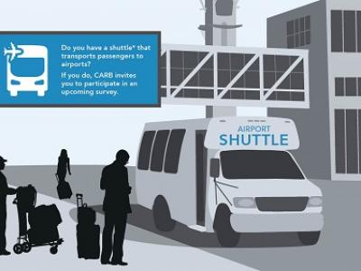 Airport Shuttle Survey