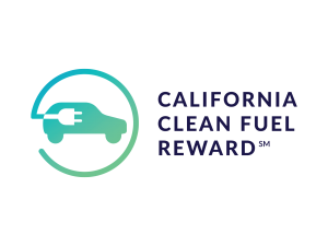 California Clean Fuel Reward logo