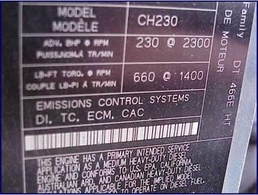 ECL Label | TruckStop